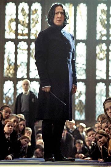 לא היה יכול לסבול את העובדה שהוא בעל חוב לשנוא נפשו. פרופסור סנייפ, מתוך הסרט 'הארי פוטר'