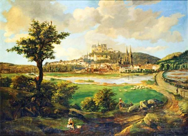 תפיסות אסכולת מרבורג של קגן יהפכו לנכסי צאן ברזל של המחשבה העכשווית גיאורג מיכאל מאדס, מרבורג, 1842