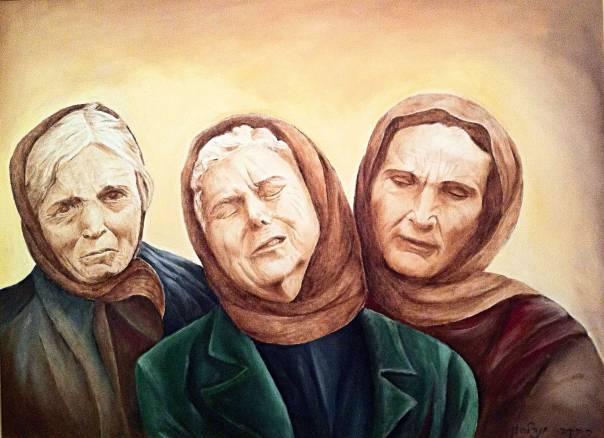 אבל על החלל הרוחני שהשואה גדעה. רבקה מנדלסון, נשים בעיירה היהודית לפני הכחדתה