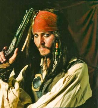 על אדם לא הגון תמיד אפשר לסמוך שיישאר לא הגון. קפטן ג'ק ספארו, מתוך הסרט 'שודדי הקאריביים'