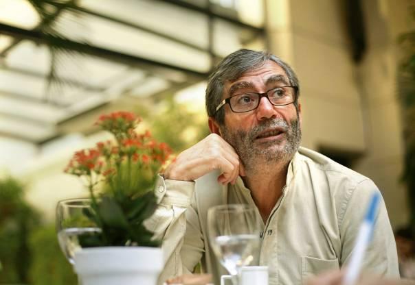 בספרד של היום, כולם מחפשים בקדחתנות שורשים יהודיים. אנטוניו מוניוס מולינה צילום: EPA