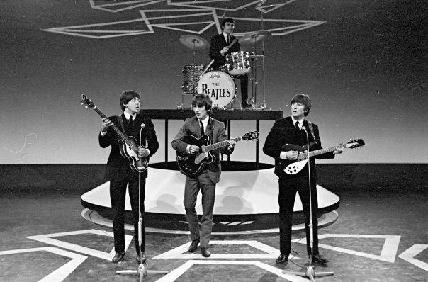 חופש מוזיקלי משוחרר מלאום ומורשת. החיפושיות, 1964. צילום: הארכיון הלאומי