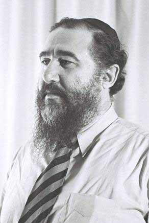 ר' בנימין מינץ, 1951 צילום: בראונר טדי