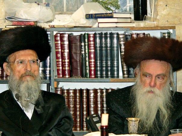 דמויות חריגות בעולם החרדי. הרב מרדכי שיינברגר וגיסו הרב אברהם ברנדוויין