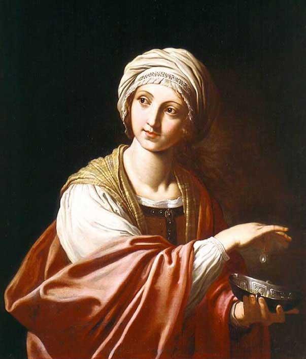 האמנות הנשית נכתבת מחדש. אליזבתה סיראני, 1650