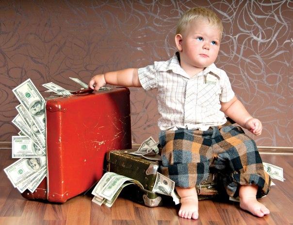 עמדה חתרנית, קיצונית ופרודית. ילודה כביטוי של צרכנות. צילום: thinkstock