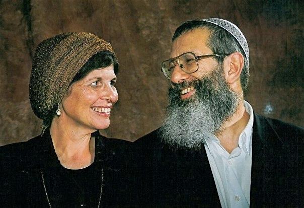 """אני רוצה שהעיניים שלכם ימשיכו ללוות אותי. הרב אלי ודינה הורביץ הי""""ד.צילום: יורם כהן"""