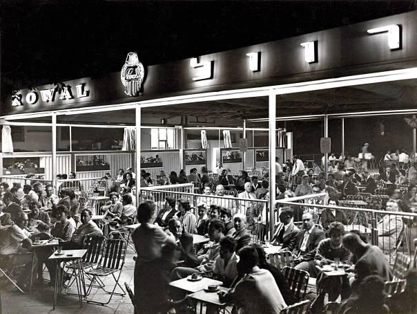 תל אביב המתפתחת מנהלת דיאלוג עם ערים אירופאיות כמו מינכן וברלין. קפה רוול