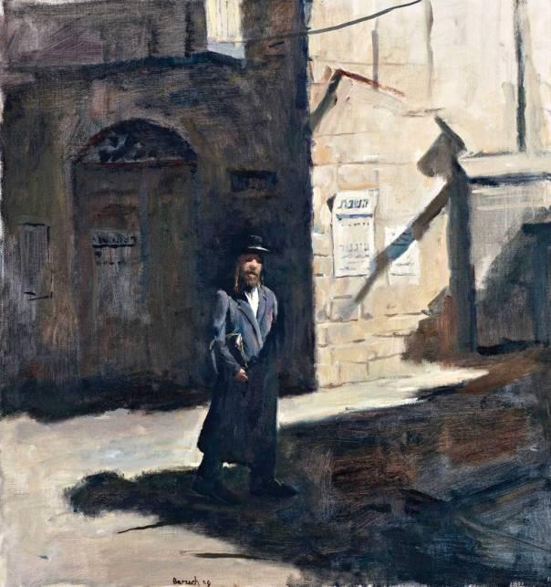 """""""דמות במאה שערים"""", 2009אוסף נעמה ויגאל שפר"""