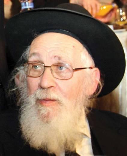 איש של שטח. הרב יהושע נויבירט צילום: שמואל קס