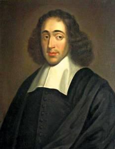 גישה המציפה את העולם בנוכחות אלוהית. ברוך שפינוזה, 1665