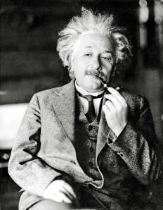נציגי עולמות גבוהים ונמוכים נפגשים לשיחה. אלברט איינשטיין ולברון ג'יימס צילומים: AP