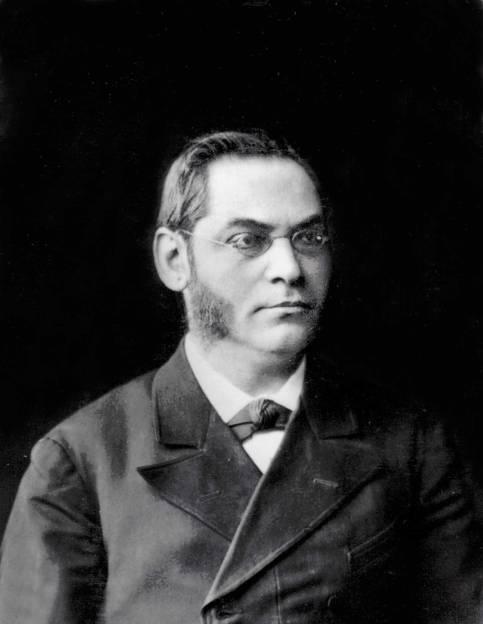 איש רוח שמחובר למציאות המרה. יהודה לייב גורדון, 1892             ארכיון המרכז הציוני, אוניברסיטת הרווארד