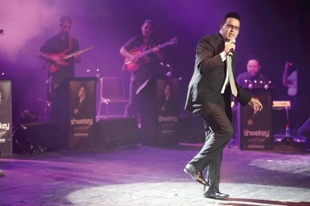 כוכבי זמר חסידיים כחלק בלתי נפרד מתרבות הפנאי החרדית. יעקב שוואקי      צילום: פלאש 90
