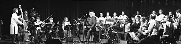 הופעה של הפייטן ר' חיים לוק צילום: לישי לברון