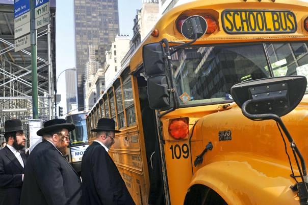 על היהודים לאמץ זהות חדשה. ניו יורק, 2013  צילום: פלאש 90