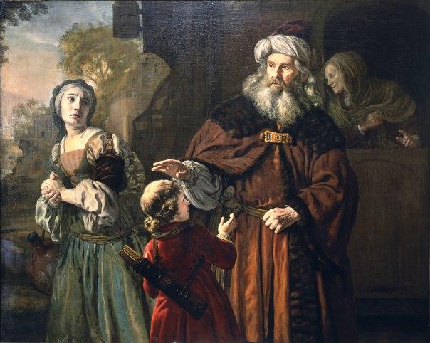 יאן ויקטורס, גירוש הגר, 1650