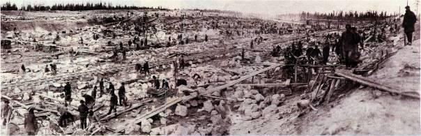 עבודות כפיה בגולאג, 1932