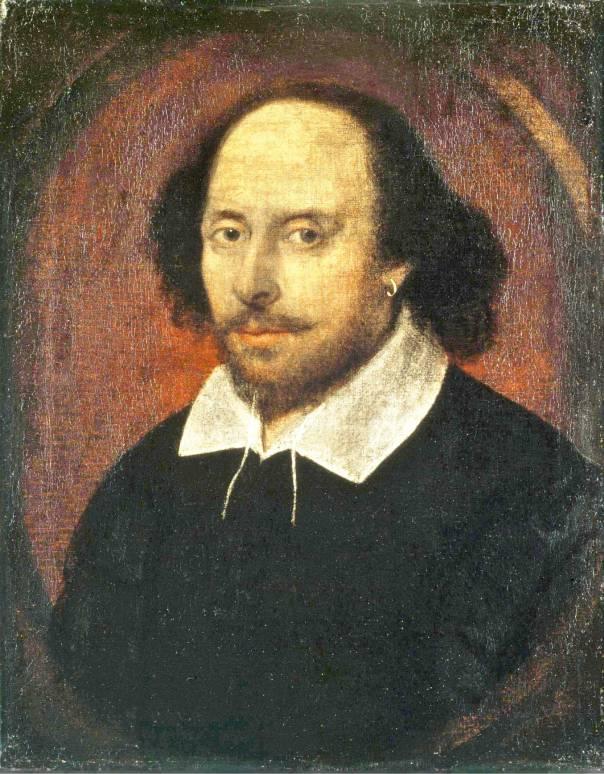 בזמנו איש לא פחד משייקספיר או מג'יין אוסטן. ויליאם שייקספיר, ג'ון טיילור, 1610