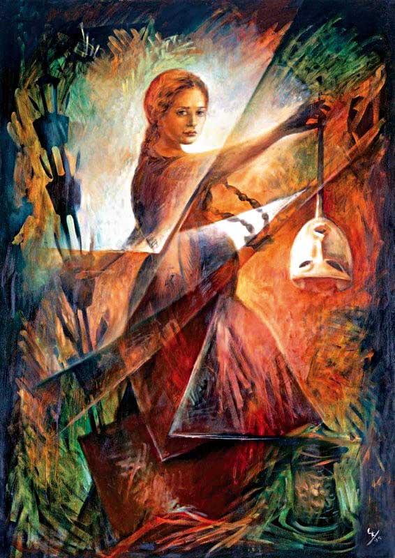 """הדוגמה המופתית ל""""עברה לשמה"""". תמר, לידיה קוזניצקי, 2009"""