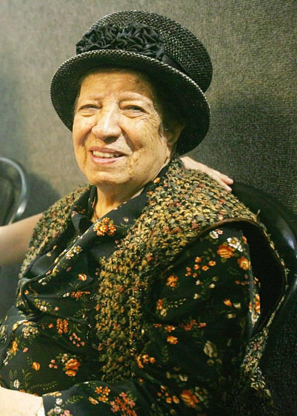 החסד היה העבודה שלה. הרבנית ברכה קאפח  צילום: מרים צחי