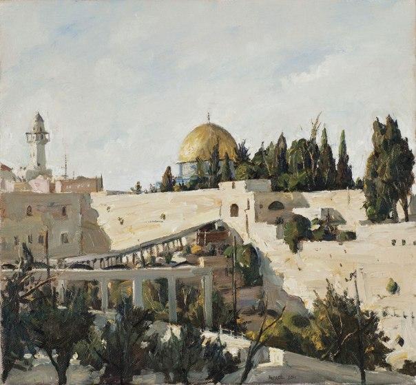 העולם היהודי כיום הוא הטוב בכל הדורות שהיו. אילן ברוך, שער המוגרבים, 2011