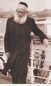 מדינאי לאומי, גדול בתורה, לוחם חברתי. הרב יצחק הרצוג  באדיבות מכללת הרצוג