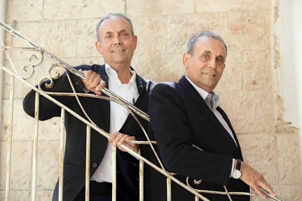 פרספקטיבה יהודית ציונית. האחים בלפור והרצל חקק צילום: יוסי אלוני