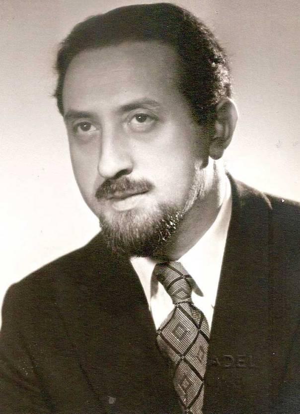 מבקר חריף של תפיסות מוסר מערביות. הרב פרופ' אליעזר ברקוביץ, 1950  צילום: ברום ברקוביץ'