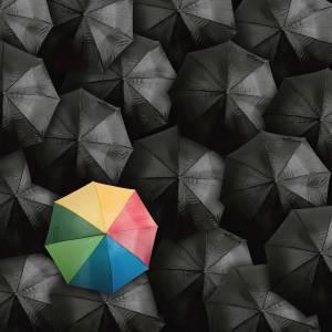 תחת המטרייה יכול להיכנס הכול צילום: שאטרסטוק