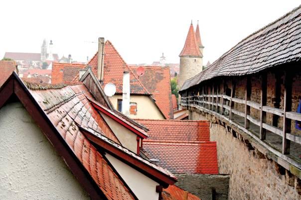 העיר אנסבך צילום: שאטרסטוק
