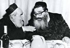 הרבנים הוטנר ופיינשטיין