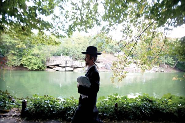 """סיפור """"הלב והמעיין"""" של ר' נחמן מברסלב כהשראה לדת הפנימית. אומן תשע""""ב צילום: מרים צחי"""