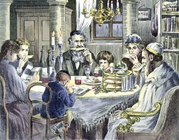 החג היחיד בו אנו מצווים במצווה שיש בה הגדה. ליל הסדר איור: גטי אימג'ס