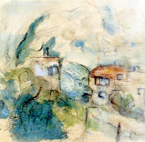 זלדה, נוף משכונת הבוכרים התמונות בכתבה באדיבות ראובן קסל