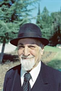 הרב יעקב חיים מלמד־כהן צילום: רחמים מלמד כהן
