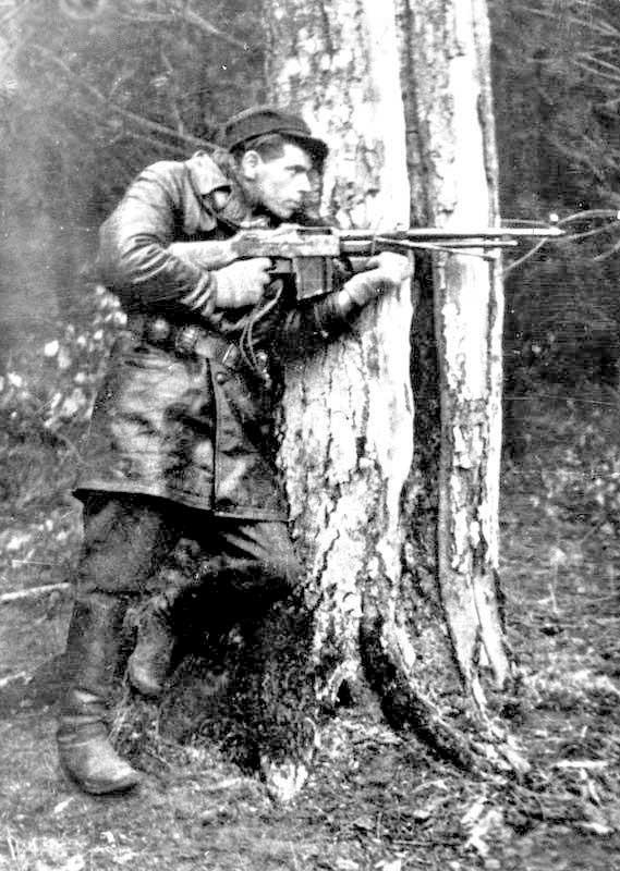לוחם פולני במלחמת העולם השנייה