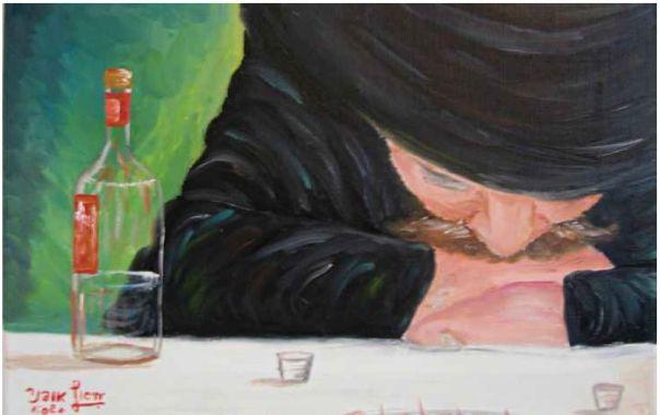 """יחיאל אופנר, """"המשפיע; חשבון נפש בהתוועדות חסידית"""", 2008"""