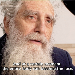 פרופ' שלום רוזנברג, מתוך הסרט