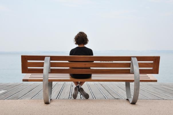 """""""אני רואה את האחר אך אני לא הווה את האחר. אני הווה לבדי""""  צילום אילוסטרציה: שאטרסטוק"""