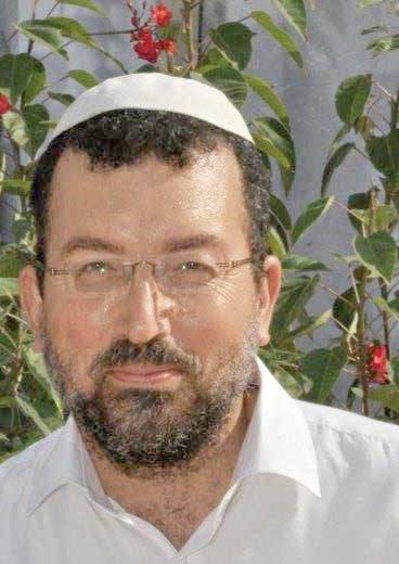 הרב יהודה עובדיה  הצילום באדיבות המשפחה