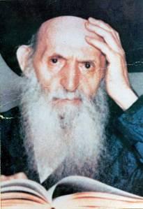 הרב יוסף אליהו הענקין התמונה באדיבות המשפחה