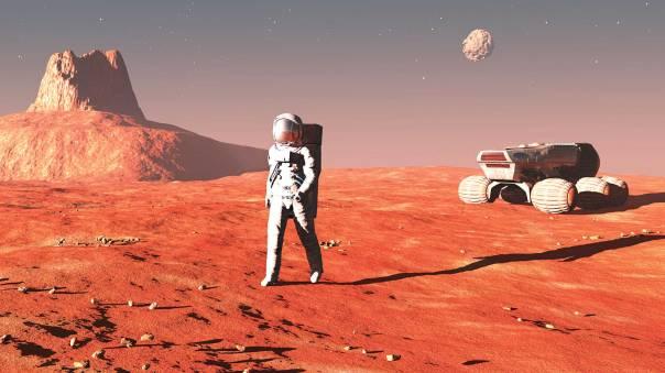 """""""היית הבת שכל אבא חולם עליה, אבל אז עלית על פצצה ענקית שהעיפה אותך למאדים"""" צילום אילוסטרציה: שאטרסטוק"""
