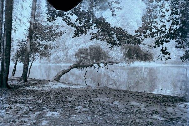 """עדי עוז־ארי, glass-06, 2013, מתוך התערוכה """"גילוי וכיסוי"""" המוצגת בבית ביאליק, תל אביב"""