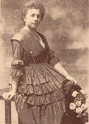 מרגרטה גרסיני צרפתי, 1923