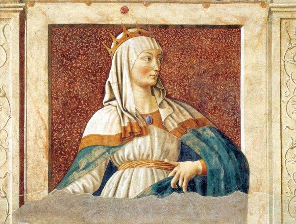 קריאת תיגר על הנורמות המקובלות. אסתר המלכה, אנדראה דל קסטגנו, 1450