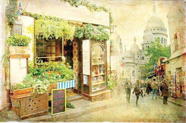 סיפור על עיר שירדה מגדולתה. פריז  צילום: שאטרסטוק