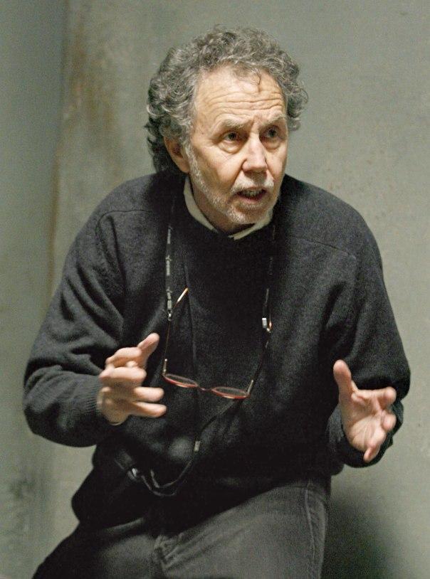 צילם עבור כל הבמאים הישראלים הגדולים. דוד גורפינקל, 2007 צילום: משה שי, פלאש 90