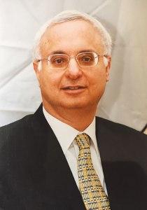 ייצג בגאווה את האינטרסים של מדינת ישראל. אבי בקר צילום: באדיבות המשפחה