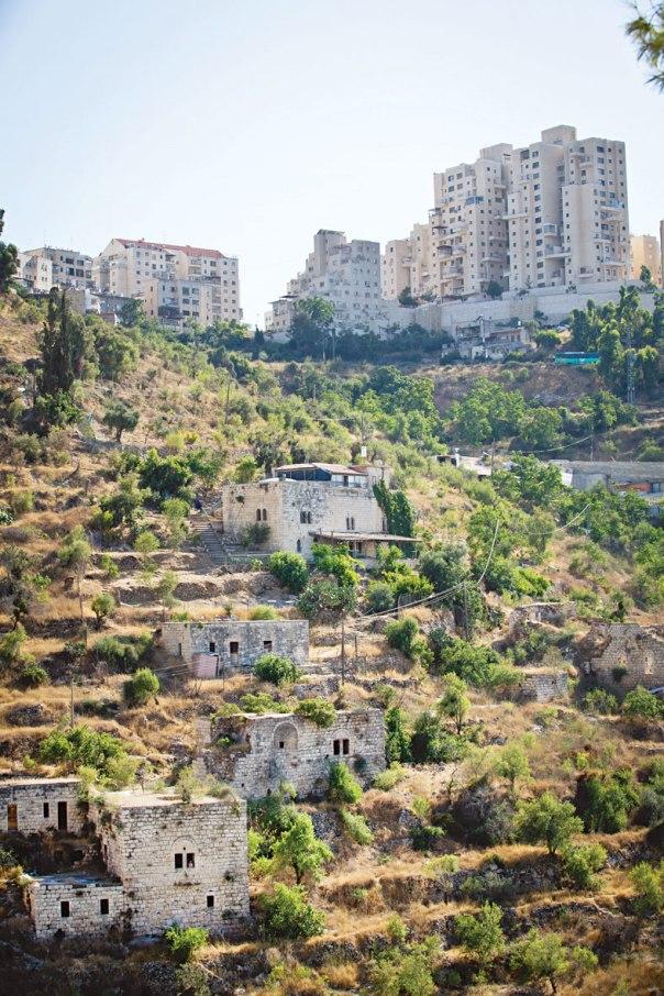 מוקד הבעיה הדמוגרפית בירושלים נעוץ בשוק הדיור. ליפתא  צילום: משה שי, פלאש 90